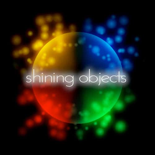 Logo Serie shining objects